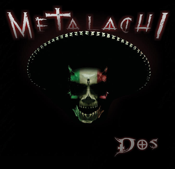 Metalachi DOS Album Cover