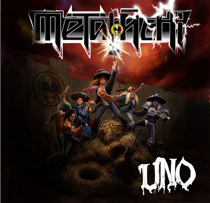 Metalachi UNO Album Cover