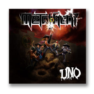 Metalachi UNO: Hard Copy
